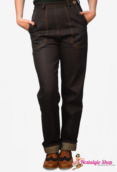 Queen Kerosin Selvedge Heritage Jeans