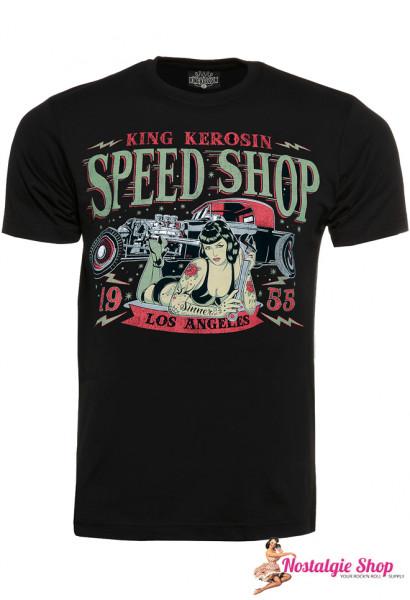 KK Speed Shop L.A. T-Shirt