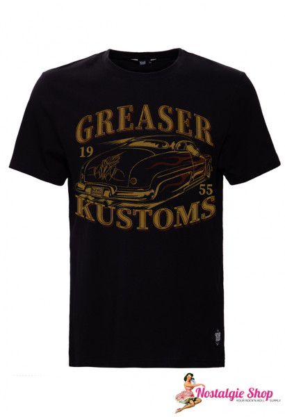 KK Greaser Kustoms T-Shirt